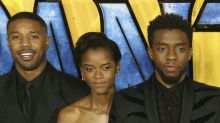 Michael B Jordan pays emotional tribute to 'big brother' Chadwick Boseman