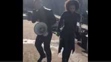 Grey Worm Actor Shows What He And Missandei Are Up To 'Somewhere In The Multiverse'