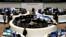 Global stocks jump on virus hopes, oil hit by OPEC+ delay