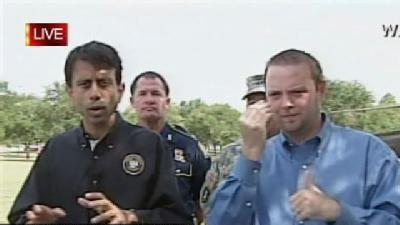 Jindal Gives Update On Rising River
