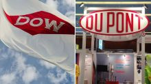DowDuPont takes top spot in IQ 100 Index after gaining 5% since megamerger
