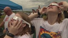 Total excitement for eclipse