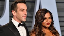 B.J. Novak Was Mindy Kaling's Oscars Date