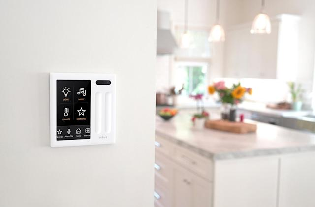 Brilliant smart home hub now supports Apple HomeKit