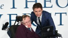 Eddie Redmayne pays tribute to Stephen Hawking, as we remember his pop-culture legacy