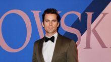 Matt Bomer warned not to lose and gain weight rapidly