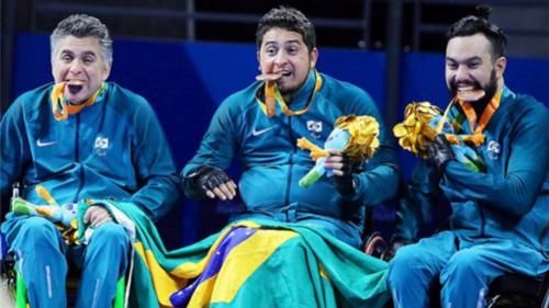 Medalha paralímpica de Aloísio Lima é furtada: 'Representa muita coisa'