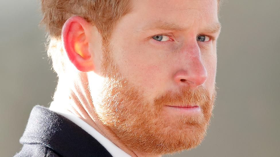 Prince Harry a 'shadow of himself', royal expert claims