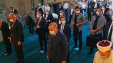 Turkish president slams Egypt-Greece deal, drilling resumes