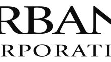 Urbana Corporation Increases Dividend By 12.5% Declaration of Dividend