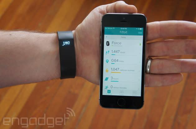 Fitbit halts sales of the Force fitness tracker due to skin-irritation issues, recalls existing units