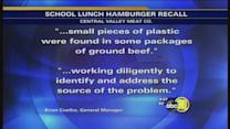 58K pounds of beef for school lunch recalled