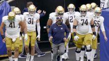 Week 13: Notre Dame-N Carolina; Iowa St-Texas top game menu