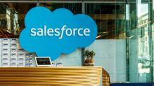 Salesforce Earnings Guidance Light, Stock Falls; Zoom Stake Boosts Profit
