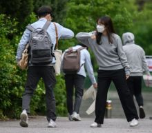 South Korea sees biggest jump in virus cases in seven weeks