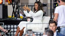 'Fear is the Coward's Way of Leadership.' Michelle Obama Tells Oprah Why She's Hopeful About America