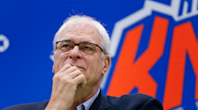 Phil Jackson is out as president of the Knicks