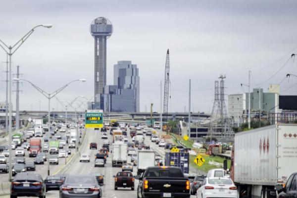 News post image: Today's Pickup: Traffic Speeds Up In Major Cities As More People Stay Home