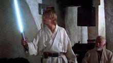 Star Wars: Luke Skywalker's original lightsaber up for auction