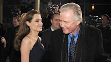Angelina Jolie fans react to her father Jon Voight's pro-Trump viral video