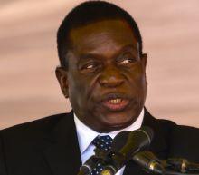 Emmerson Mnangagwa sworn in as Zimbabwe president after toppling of Robert Mugabe