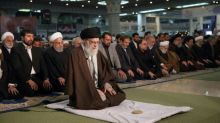 Iran's Khamenei slams 'cowardly' European governments