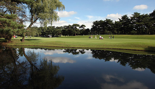 Olympia 2020: Tokio: Golfklub gibt dem Druck des IOC nach