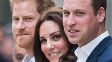 Prince William and Kate Middleton share nostalgic photo for Prince Harry's birthday