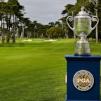 Final-round tee times for the 102nd PGA Championship