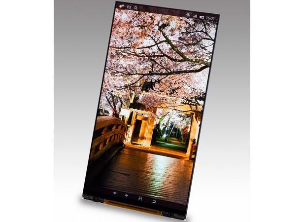 Japan Display joins the Quad HD phone screen party with two new LCDs