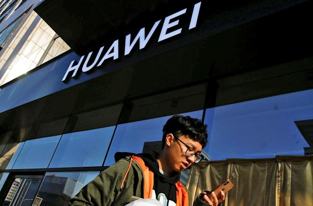 How screwed is Huawei?