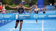 Triathlon - Vincent Luis s'impose sur la Coupe du monde de Karlovy Vary