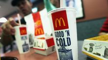 McDonald's shareholders reject bid for report on impact of firm's plastic straw use
