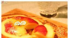 【不可思議食譜①】炭酸水蘋果芯熱香餅