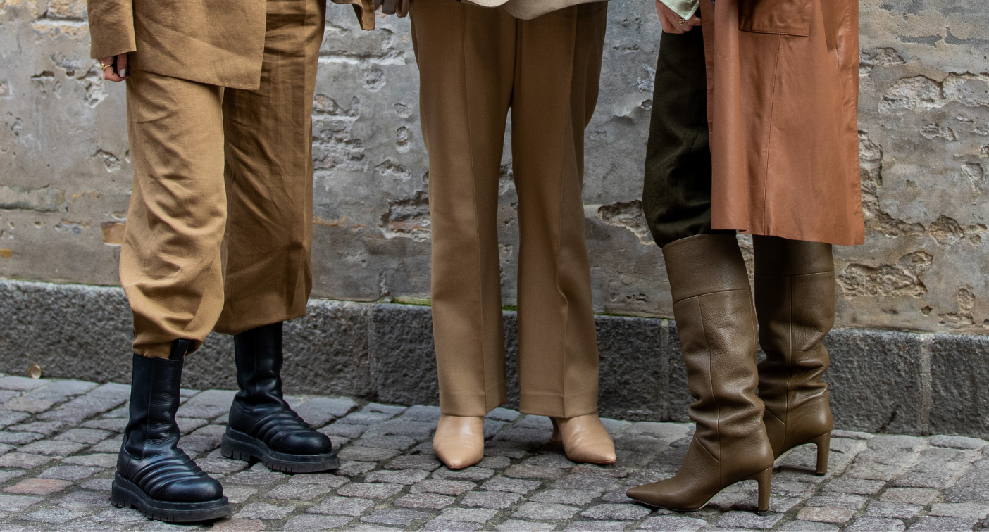 5 of the best boot trends for fall 2020