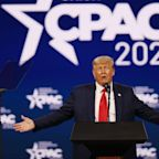 Here are the false and misleading claims Trump made in his CPAC speech