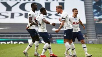 Foot - ANG - Premier League: Tottenham vainqueur du derby contre Arsenal