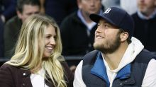 Kelly Stafford blames NFL for 'nightmare' 4 days after Matthew Stafford had false positive for COVID-19
