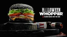 Burger King's Halloween Whopper Is Legit Scary