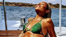 Jada Pinkett Smith Just Posted a Stunning Bikini Photo — and Her Abs Look Unbelievable
