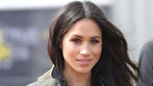 Meghan Markle Probably Won't Be Louis' Godmother