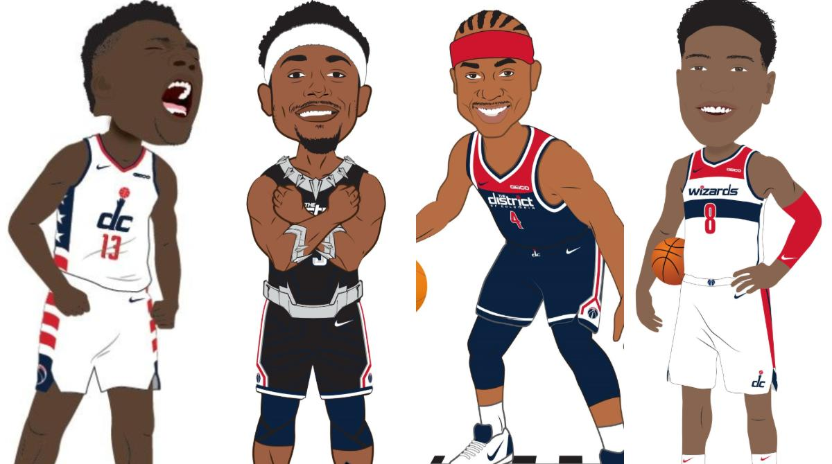 Wizards introduce exclusive bobblehead series ticket package