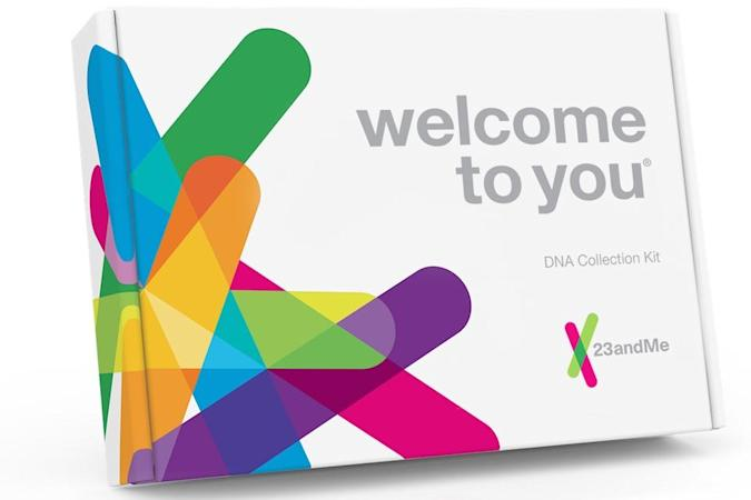 23andMe's £125 DNA testing service launches in the UK