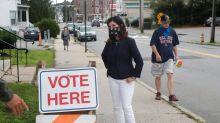 Democrat Gideon wins primary, will face GOP Sen Collins