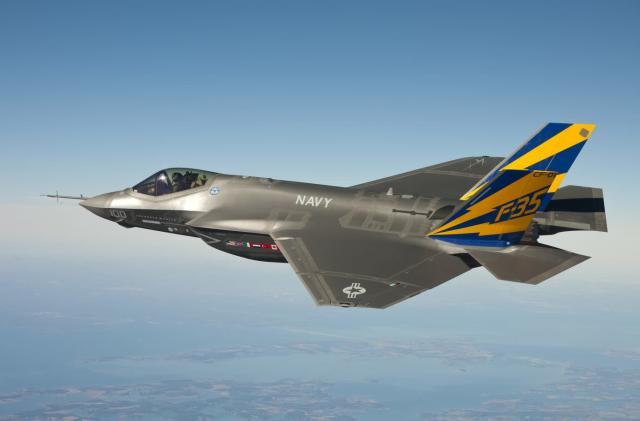 The USAF wants to use the F-35 as a stealth scout plane