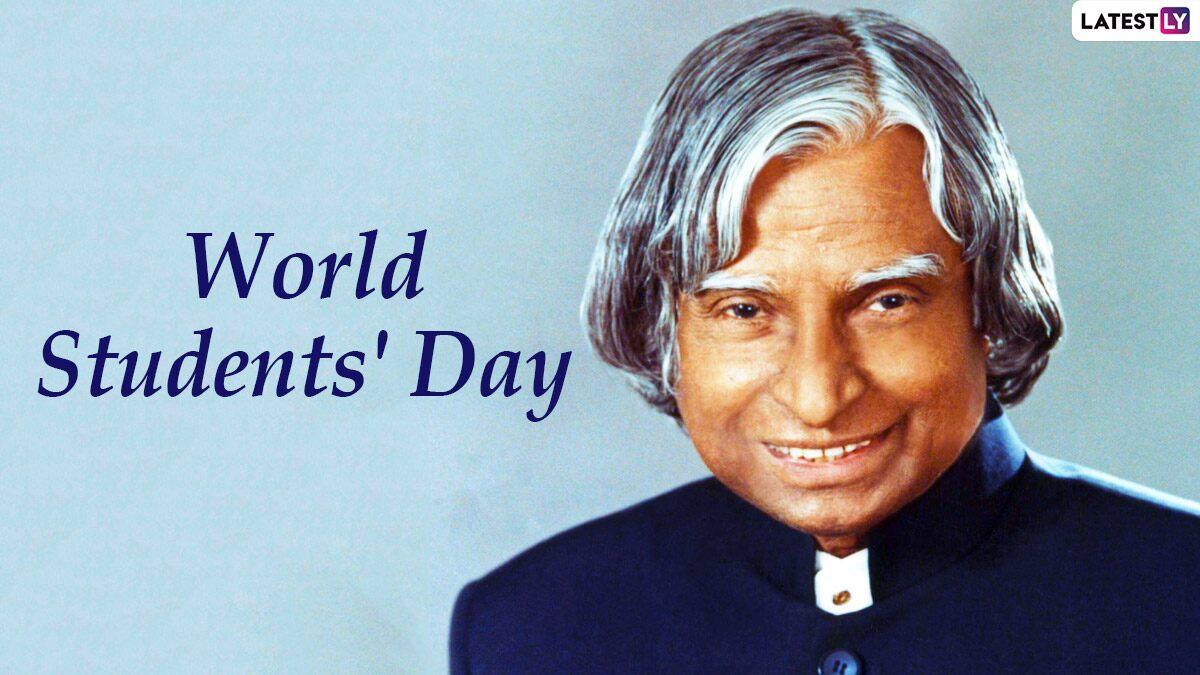 Why Is Dr Apj Abdul Kalam S Birthday Chosen As World Students Day Know Significance Of This Observance