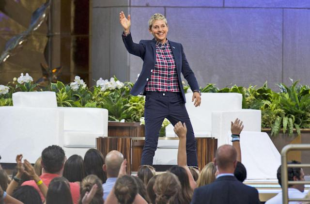 Ellen coyly hints at return to standup with Netflix special