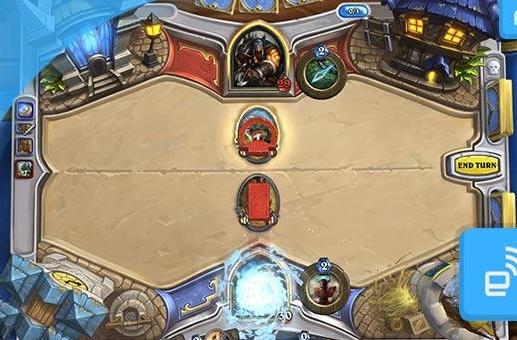 Play: Blizzard's easy-going collectible card game, Hearthstone
