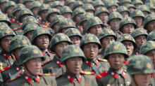 North Korea tells soldiers that 'total war is imminent'