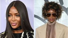 Naomi Campbell estrena nuevo look en la Paris Fashion Week
